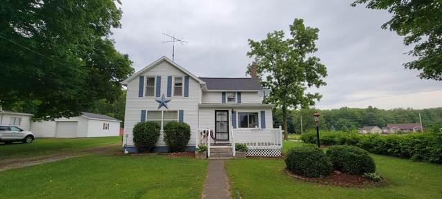 1400 Plain Street, Mosherville, MI 49258 (MLS #21024741) :: Ginger Baxter Group