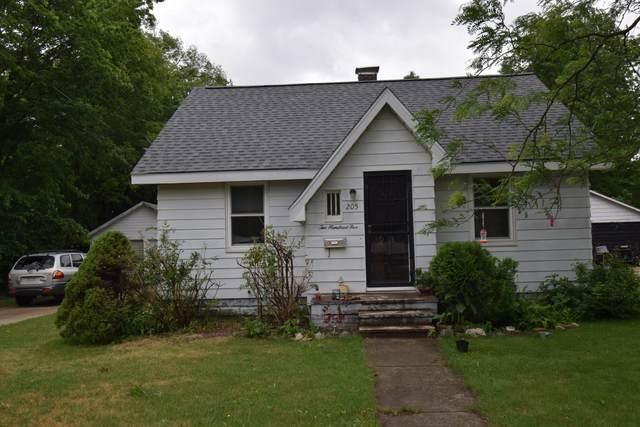 205 N Center Street, Hartford, MI 49057 (MLS #21024797) :: Ginger Baxter Group