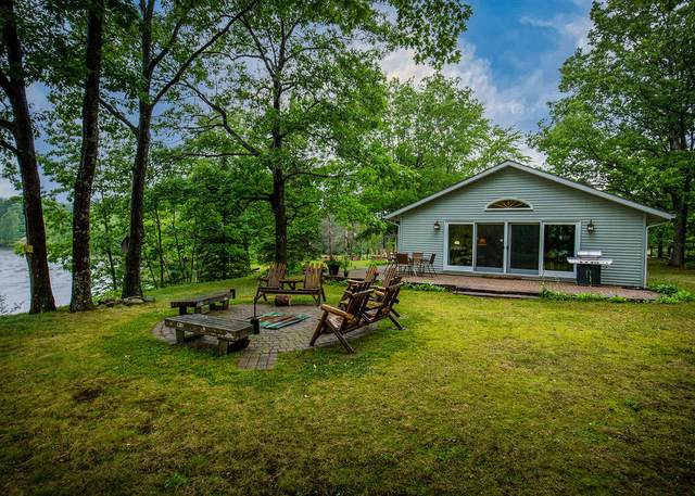 3525 Timberlane Drive, Evart, MI 49631 (MLS #21024901) :: BlueWest Properties