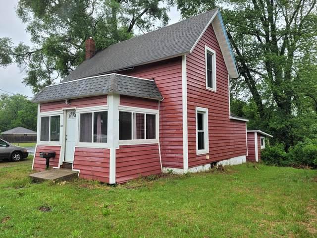 521 E Allegan Street, Otsego, MI 49078 (MLS #21024914) :: BlueWest Properties