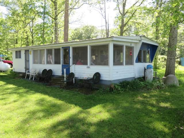 4263 Swan Lake Drive, Allegan, MI 49010 (MLS #21025203) :: Ginger Baxter Group