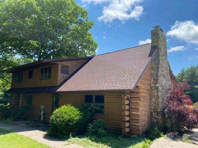 4555 Cambria Road, Hillsdale, MI 49242 (MLS #21025334) :: JH Realty Partners