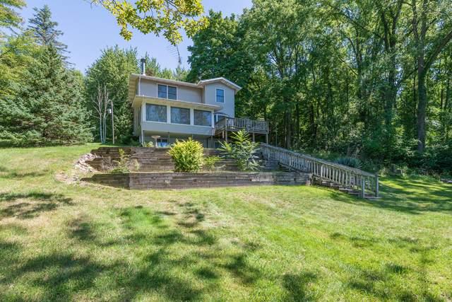 3234 N Baseline Lake Road, Allegan, MI 49010 (MLS #21025444) :: Sold by Stevo Team | @Home Realty