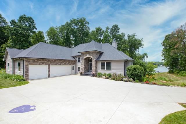 58364 Jennie Drive, Three Rivers, MI 49093 (MLS #21025458) :: BlueWest Properties