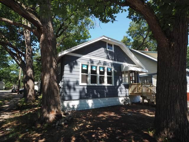 3039 Peck Street, Muskegon Heights, MI 49444 (MLS #21025562) :: Deb Stevenson Group - Greenridge Realty