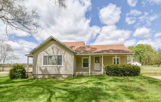 1201 Clarendon Road, Quincy, MI 49082 (MLS #21025577) :: BlueWest Properties