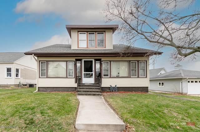 253 Lincoln Street, Coopersville, MI 49404 (MLS #21025616) :: CENTURY 21 C. Howard