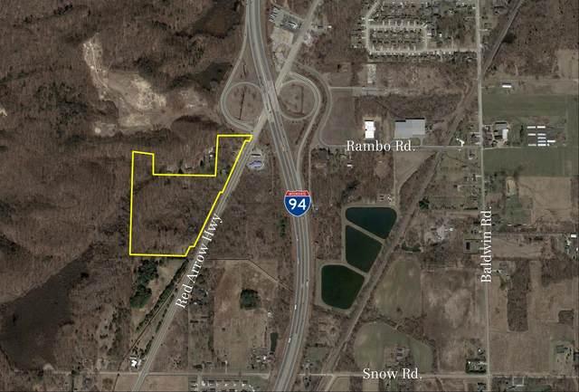 10530 Red Arrow Highway, Bridgman, MI 49106 (MLS #21025684) :: BlueWest Properties