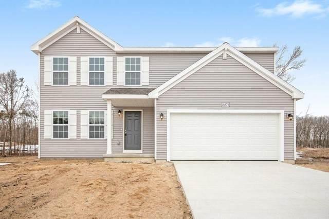 1685 E Ryan Woods Circle, Allegan, MI 49010 (MLS #21025702) :: BlueWest Properties
