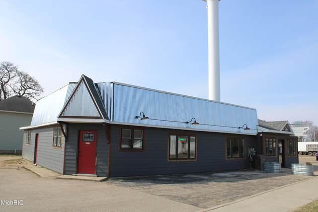 503 N Main, Lawton, MI 49065 (MLS #21025741) :: BlueWest Properties