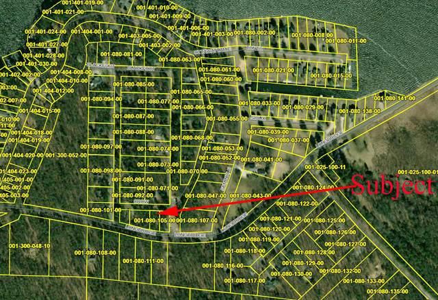 Crow Lane #105, Pentwater, MI 49449 (MLS #21025915) :: JH Realty Partners