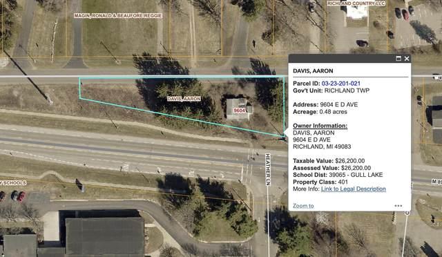 9604 E D Avenue, Richland, MI 49083 (MLS #21025950) :: Ginger Baxter Group