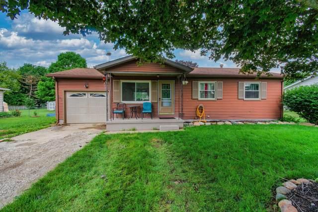 409 Richard Street, Quincy, MI 49082 (MLS #21026032) :: Deb Stevenson Group - Greenridge Realty