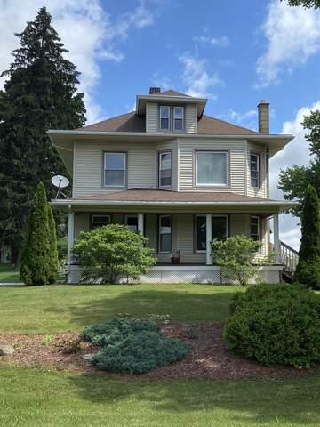 8838 North Street, Pittsford, MI 49271 (MLS #21026067) :: BlueWest Properties
