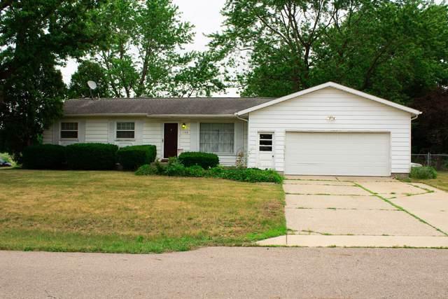 108 Spruce Road, Battle Creek, MI 49037 (MLS #21026082) :: BlueWest Properties