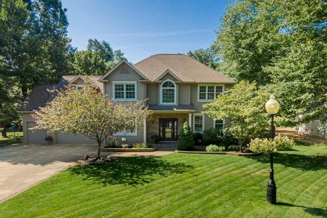 17095 Taft Drive, Three Rivers, MI 49093 (MLS #21026092) :: BlueWest Properties