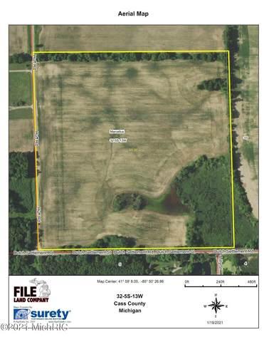 14164 Dutch Settlement Road, Marcellus, MI 49067 (MLS #21026136) :: BlueWest Properties