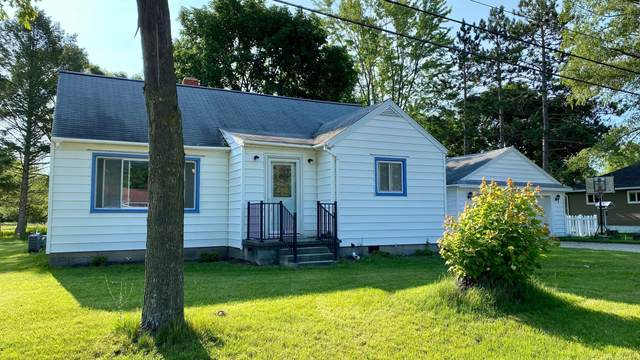2841 Grant Highway, Manistee, MI 49660 (MLS #21026221) :: Deb Stevenson Group - Greenridge Realty