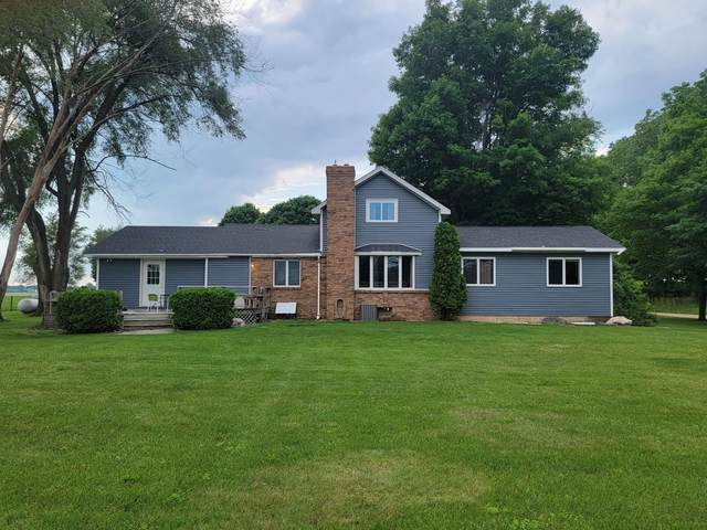 1253 Smoker Road, Bronson, MI 49028 (MLS #21026236) :: BlueWest Properties