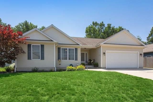 4620 Hidden Creek Lane #16, Bridgman, MI 49106 (MLS #21026282) :: BlueWest Properties