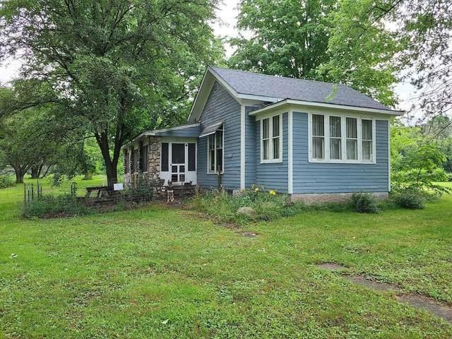 311 E 3rd Street, Hersey, MI 49639 (MLS #21026322) :: BlueWest Properties