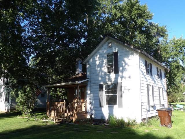 502 S Main Street, Waldron, MI 49288 (MLS #21026434) :: BlueWest Properties