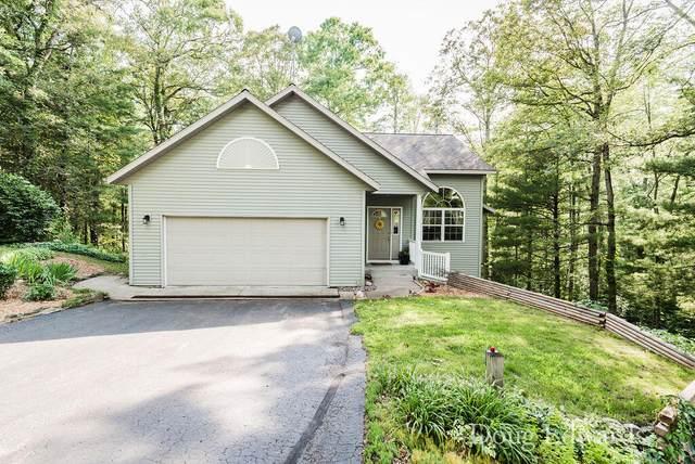 11265 S Bailey Valley Drive NE, Greenville, MI 48838 (MLS #21026494) :: BlueWest Properties