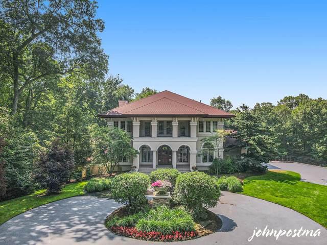 2188 Fair Ridge Drive NE, Ada, MI 49301 (MLS #21026601) :: BlueWest Properties