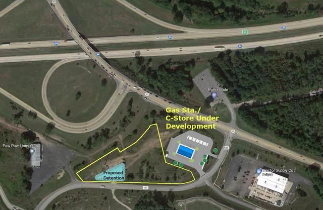V/L Cr 665 3.18 Acres, Paw Paw, MI 49079 (MLS #21026616) :: BlueWest Properties