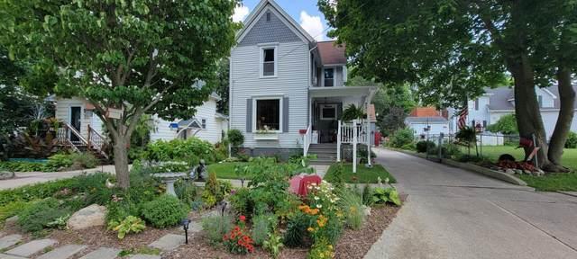 612 N Clinton Street, Adrian, MI 49221 (MLS #21026667) :: BlueWest Properties
