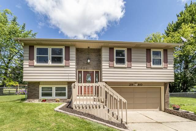 2980 Green Acres Drive, Mulliken, MI 48861 (MLS #21026710) :: BlueWest Properties