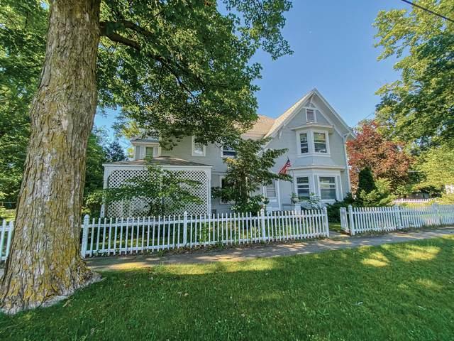 64 E Maple Street NE, Cedar Springs, MI 49319 (MLS #21026793) :: BlueWest Properties