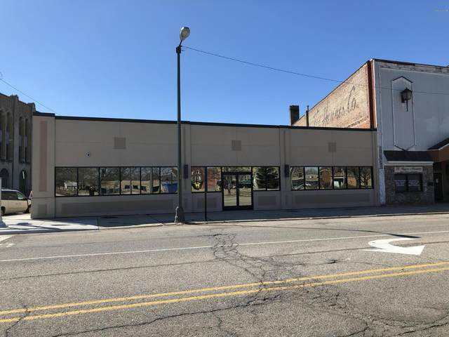 53 W Wall Street, Benton Harbor, MI 49022 (MLS #21027002) :: Keller Williams Realty   Kalamazoo Market Center