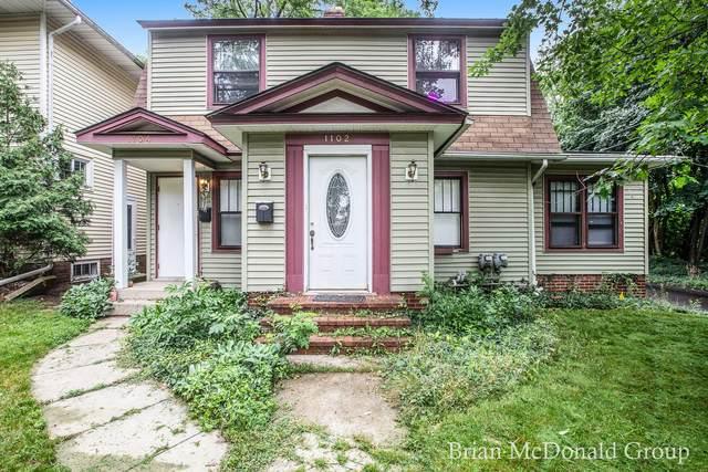 1102 Hillcrest Avenue, Kalamazoo, MI 49008 (MLS #21027146) :: Deb Stevenson Group - Greenridge Realty