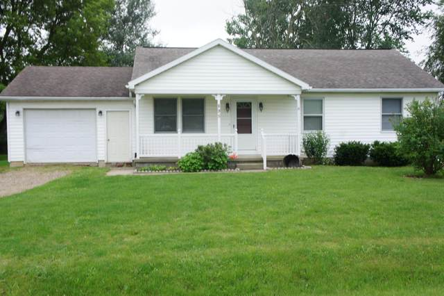 895 Elaine Street, Quincy, MI 49082 (MLS #21027209) :: Deb Stevenson Group - Greenridge Realty