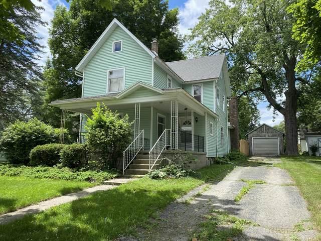 146 S West Street, Hillsdale, MI 49242 (MLS #21027295) :: BlueWest Properties
