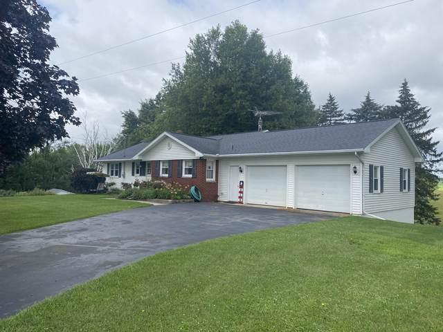 8220 S Bird Lake Road S, Osseo, MI 49266 (MLS #21027356) :: BlueWest Properties
