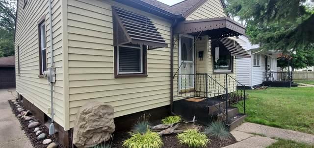 1762 Hudson Street, Muskegon, MI 49441 (MLS #21027373) :: BlueWest Properties