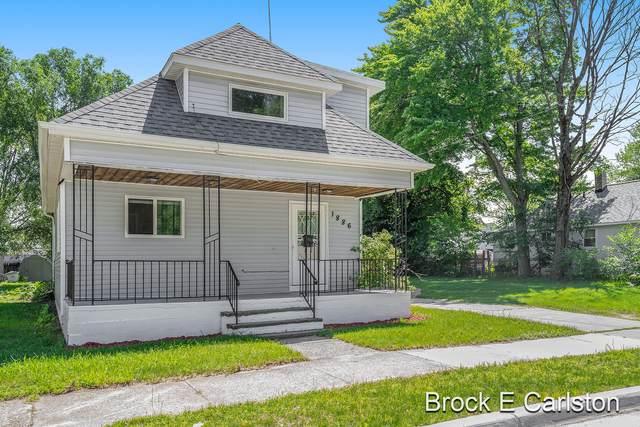 1886 Crowley Street, Muskegon, MI 49441 (MLS #21027385) :: BlueWest Properties