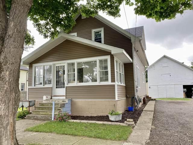 227 Buchanan Street, Bronson, MI 49028 (MLS #21027589) :: BlueWest Properties