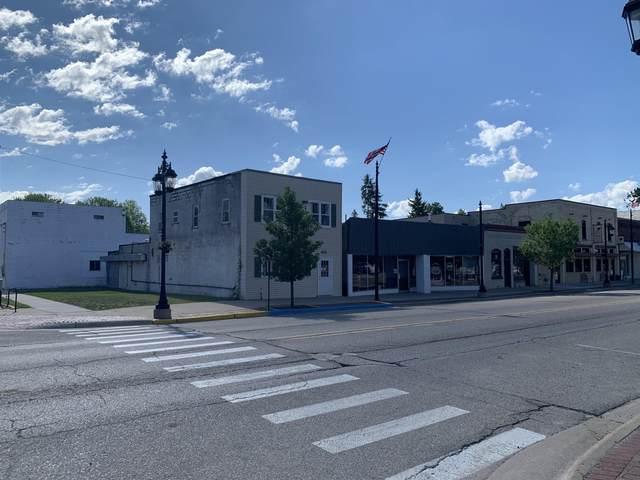 44 N. Main Street, Cedar Springs, MI 49319 (MLS #21027642) :: BlueWest Properties