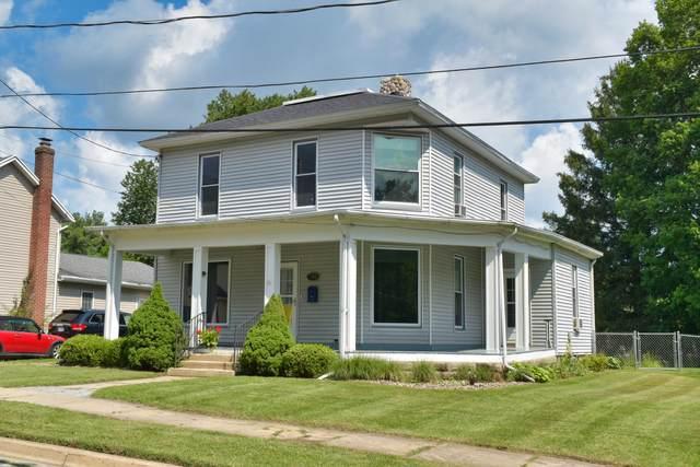 106 W 3rd Street, Buchanan, MI 49107 (MLS #21027671) :: CENTURY 21 C. Howard