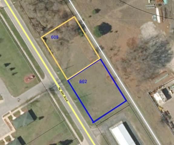 608 N 4th Avenue, Big Rapids, MI 49307 (MLS #21027709) :: BlueWest Properties