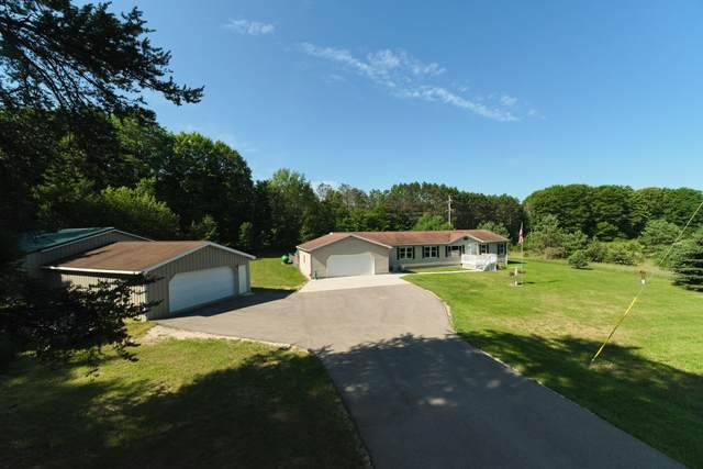 22583 Cadillac Highway, Copemish, MI 49625 (MLS #21027826) :: BlueWest Properties