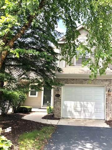 653 Abbey Mill Drive SE, Ada, MI 49301 (MLS #21027829) :: BlueWest Properties
