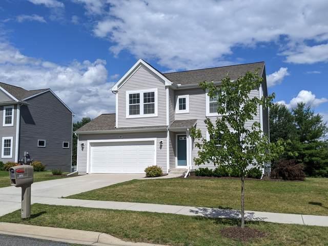 802 Strauss Court #18, Greenville, MI 48838 (MLS #21027882) :: BlueWest Properties
