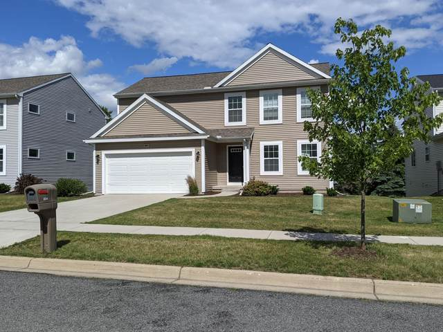 804 Strauss Court #17, Greenville, MI 48838 (MLS #21027889) :: BlueWest Properties
