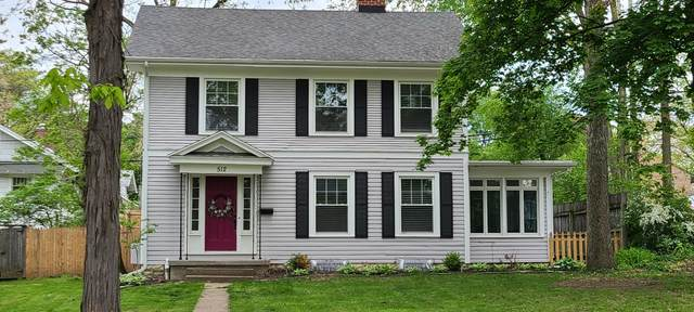 512 Hillcrest Avenue, East Lansing, MI 48823 (MLS #21028639) :: BlueWest Properties