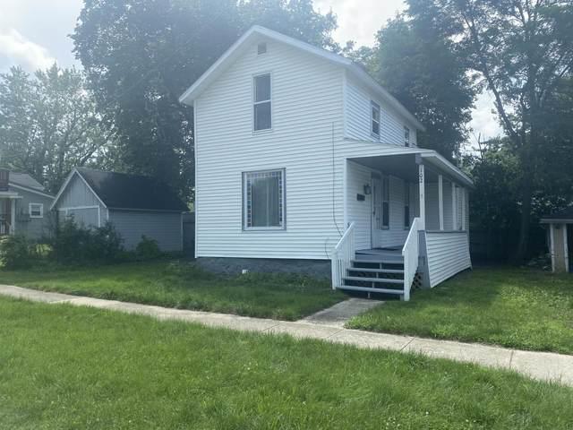 102 Union Street, Hillsdale, MI 49242 (MLS #21032548) :: BlueWest Properties