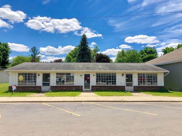 137 W Main St, Hanover, MI 49241 (MLS #21032984) :: BlueWest Properties
